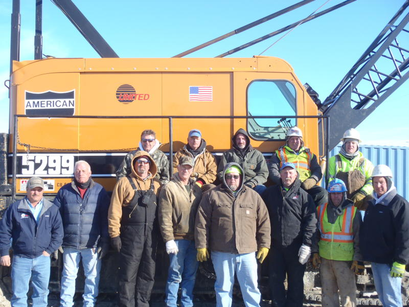 Class Photos Nationwide Crane Training