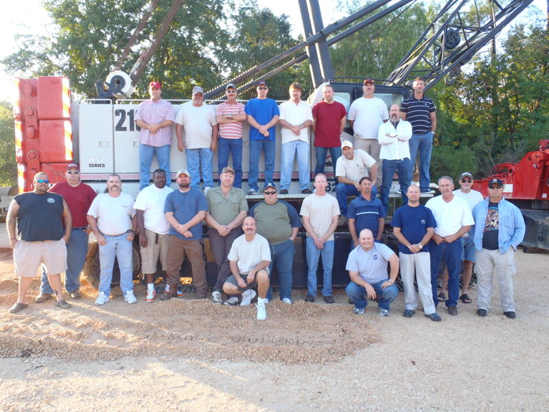 Class Photos Nationwide Crane Training