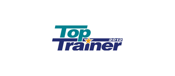 Top Trainer Award 2012